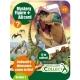 Мини фигурка динозавра коллекция 1
